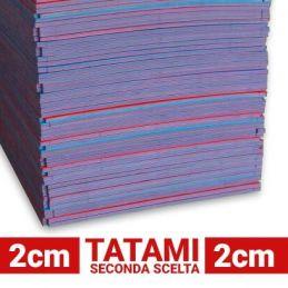 Tatami Arti Marziali Seconda Scelta - 2cm