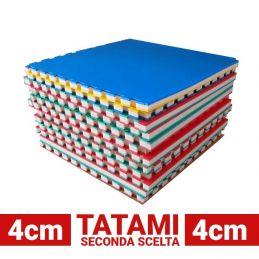 Tatami Arti Marziali Seconda Scelta - 4cm