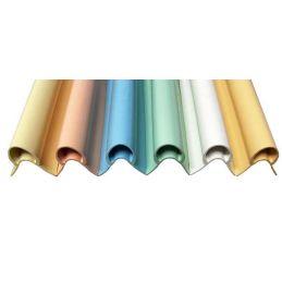 Copriangoli in PVC flessibile Colori Pantone