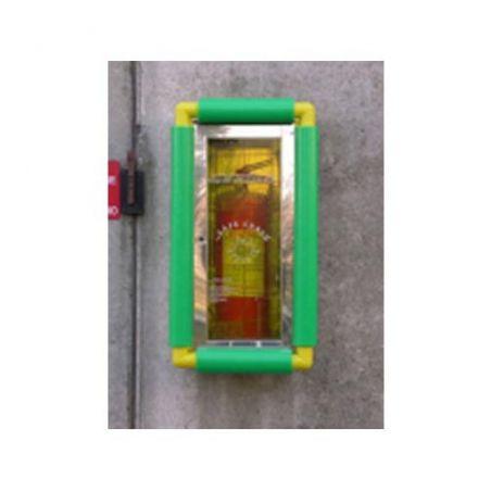 Protezione in gomma per idranti