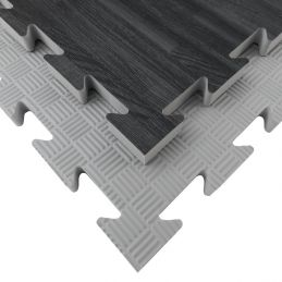Tatami EVA Effetto legno 2cm