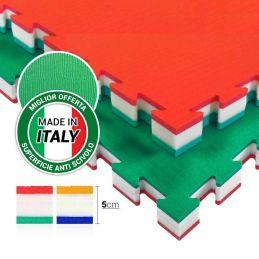 Tatami Judo da 5 cm Made in Italy