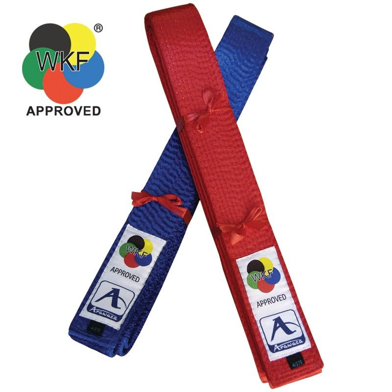 Cinture ARAWAZA - WKF Approved