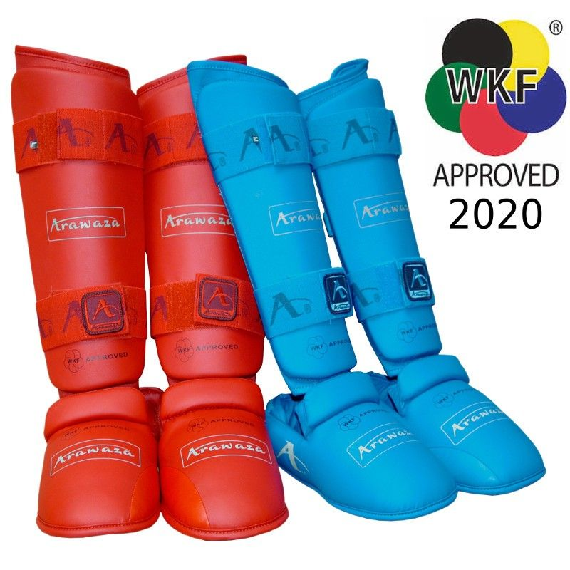 Paratibia Arawaza WKF Approved