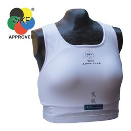 Corpetto Femminile Arawaza WKF Approved