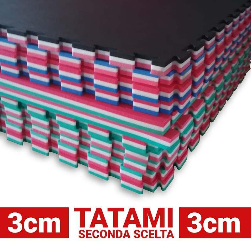Tatami Arti Marziali Seconda Scelta - 3cm