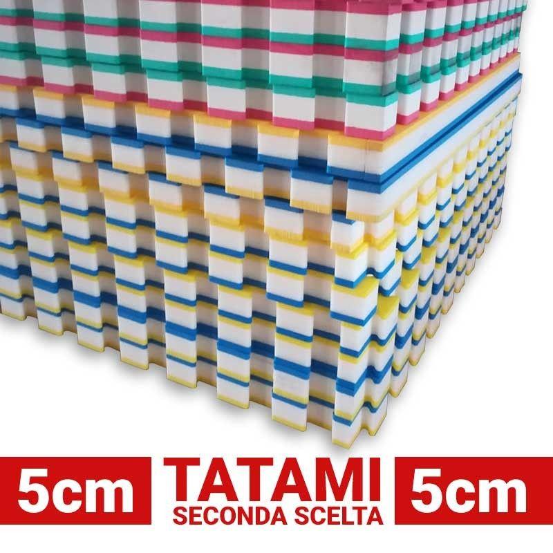 Tatami Arti Marziali Seconda Scelta - 5cm