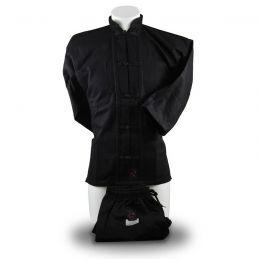Uniforme Kung Fu Nera VAXANA