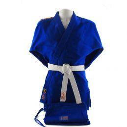 Uniforme Judoji Rei Gi blu