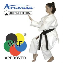 Karategi AMBER EVO - WKF Approved