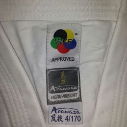 Arawaza Heavyweight- WKF Approved