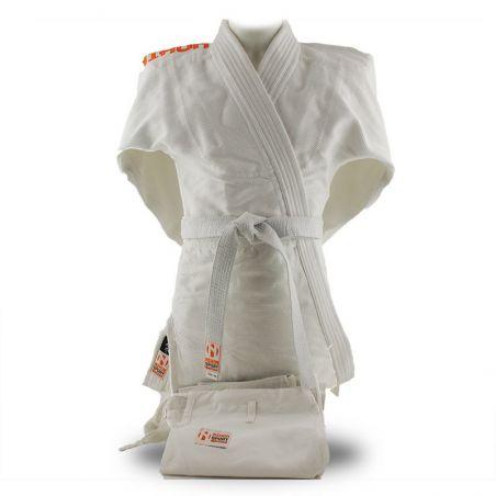 Uniforme Judoji Meiyo Gi bianco